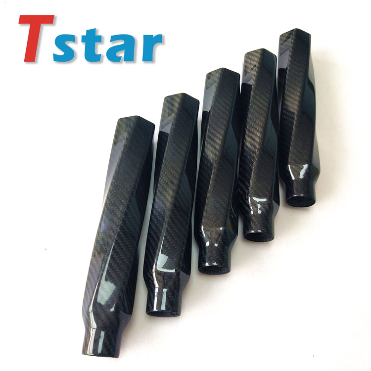 高强度碳纤维麻花管