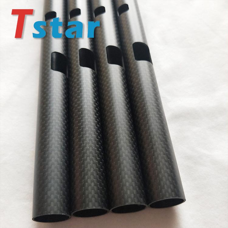 碳纤维管12