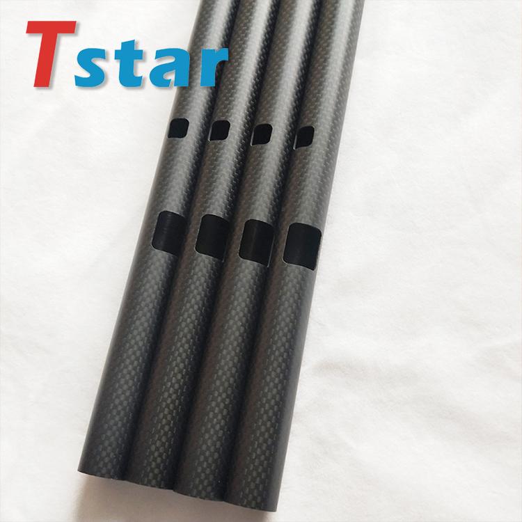 碳纤维管11