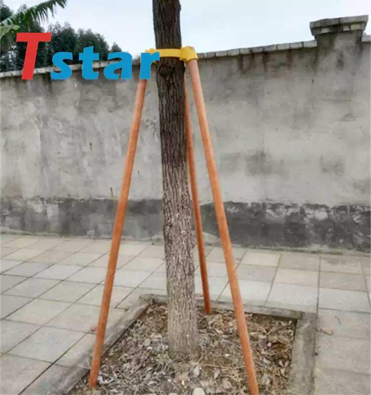 绿化树木支撑杆批发